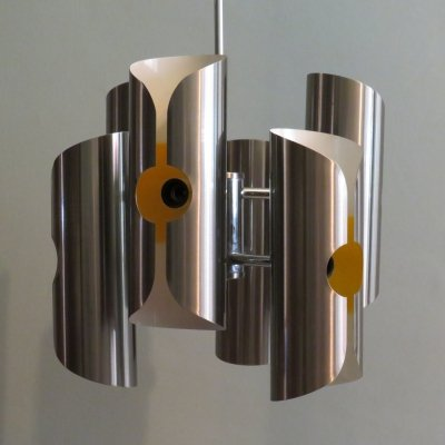 Chandelier by Polam, 1970