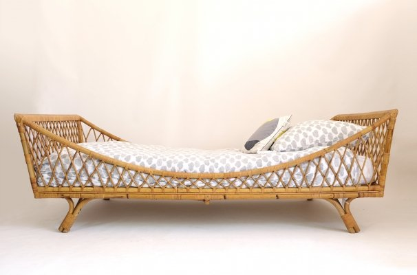 French boat bed, 1950s-1960s