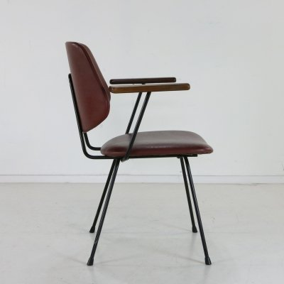 Arm chair by Wim Rietveld for Kembo, 1960s