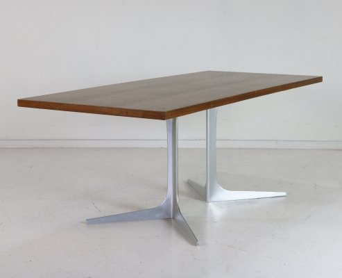 Coffee table by Herbert Hirche for Christian Holzäpfel, 1960s