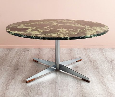 Green Marble Coffee Table, 1960's