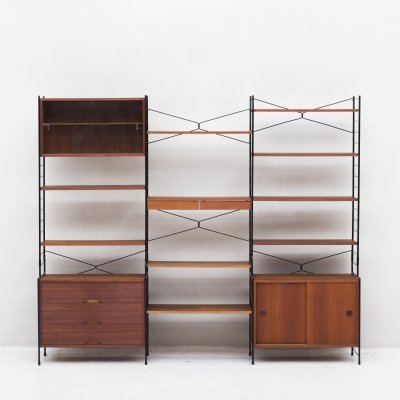 Vintage Wall unit by WHB, Germany 1970