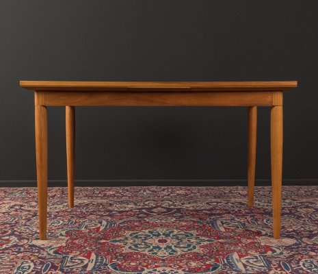 1960s dining table by Lübke