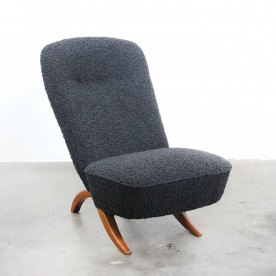 Congo 1001 lounge chair by Theo Ruth for Artifort, 1950s