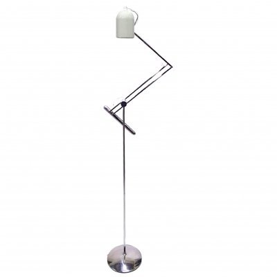 Rare articulated floor lamp by Goffredo Reggiani, Italy 1960s