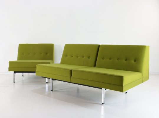 Mid-Century Modular Sofa set by George Nelson for Herman Miller