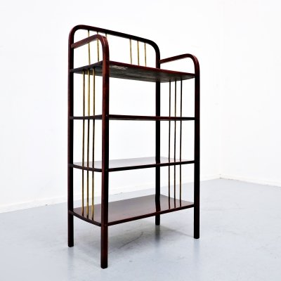 Bentwood shelf by Thonet, 1930s