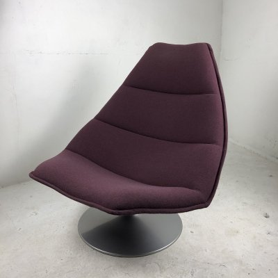 'F585' Lounge Chair by Geoffrey Harcourt for Artifort, 1960s