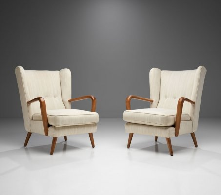 Howard Keith 'Bambino' Chairs for HK Furniture, England 1950s