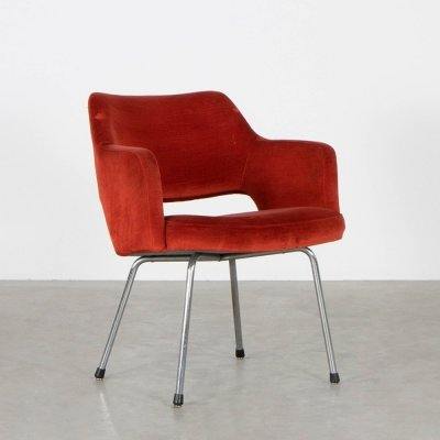 6 x AP29 arm chair by Theo Tempelman for AP Originals, 1970s