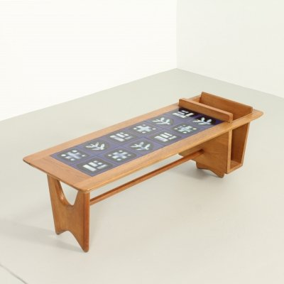 Thibault Coffee Table by Guillerme et Chambron, 1960