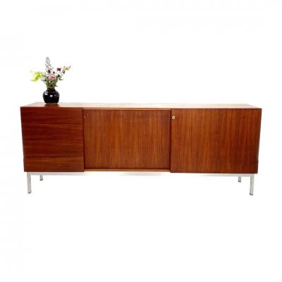 Vintage Florence Knoll credenza in rosewood, 1960s