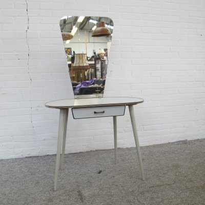 Vintage small dressing table, 1960s