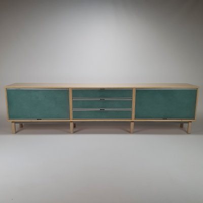 Large Italian Credenza by Acerbis, 1980s
