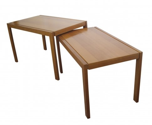 2 Nesting tables from Wilhelm Renz, 1960s