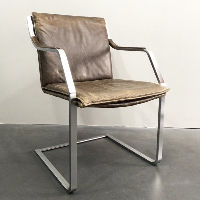 'Pattino' Conference Chair by Rudolf Glatzel for Walter Knoll (Drei Punkt Art Collection)
