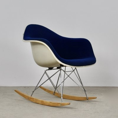 RAR Rocking Chair by Charles & Ray Eames for Herman Miller, 1960s