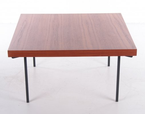 Vintage Coffee table with metal legs, 1960s