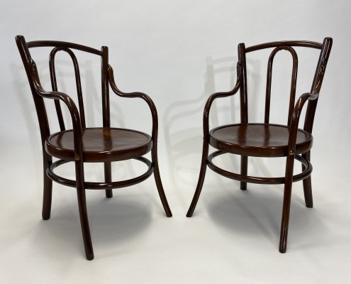 Thonet no. 4 chairs for children, 1930s
