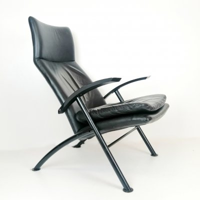 Memphis style lounge chair, 1960s