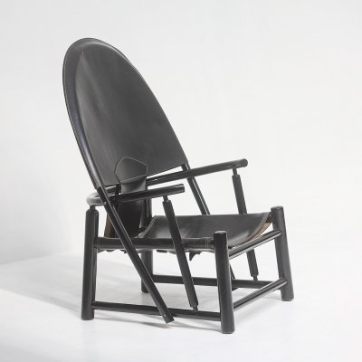 Hoop Chair by Piero Palange & Werther Toffoloni for Germa, 1960s