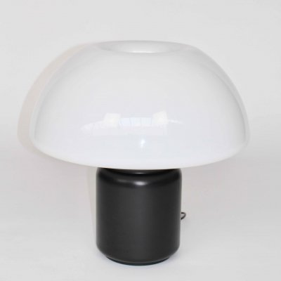 Mushroom Mod. 625 table lamp by Elio Martinelli for Martinelli Luce, 1970s