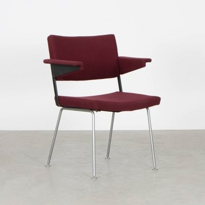 Model 1268 arm chair by André Cordemeyer for Gispen, 1960s