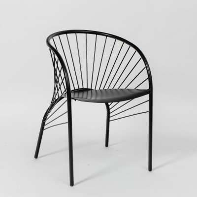 Lizzie Chair by Regis Protiere for Paolo Pallucco, Italy 1984