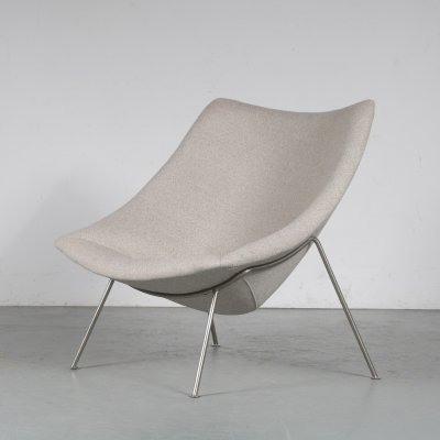 Oyster Chair by Pierre Paulin for Artifort, Netherlands 1950
