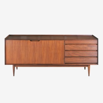 Midcentury Afrormosia Sideboard by Richard Hornby for Heals, c.1960
