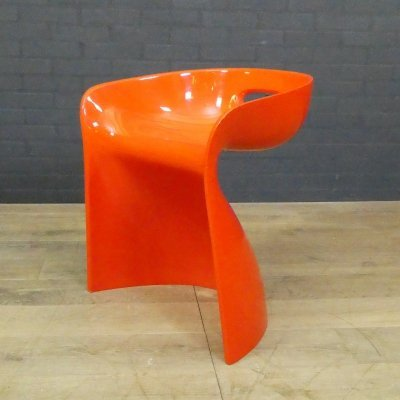 Space Age Top-Sit chair by Winifred Staeb by Reuter, Germany 1969