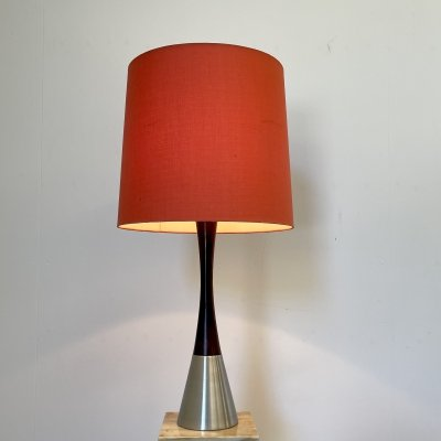 Mid century table lamp by Bergboms, Sweden 1960s