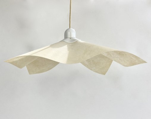 Area hanging lamp by Mario Bellini for Artemide, 1970s