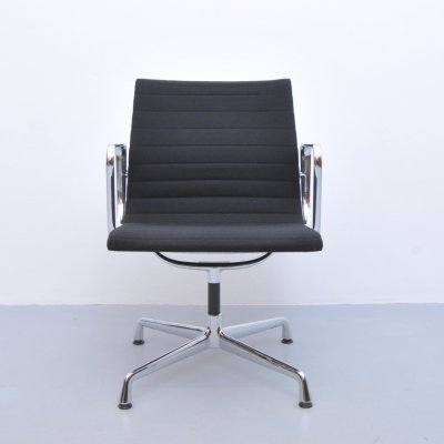 EA 108 Alu office chair by Charles & Ray Eames for Vitra, 1950s