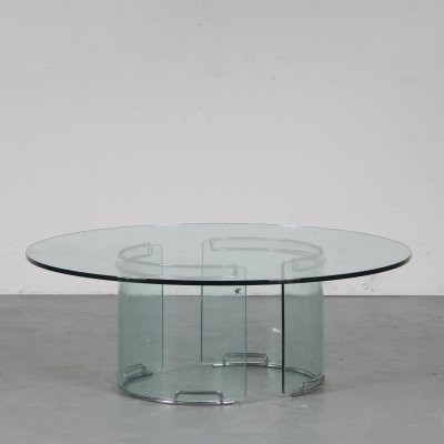 1970s Coffee table by Gallotti & Radice, Italy