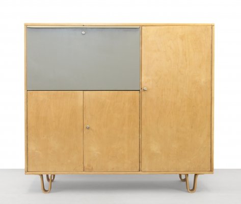 CB01 cabinet by Cees Braakman for Pastoe, 1950s