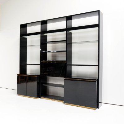 Wall unit by French luxury designer Jean Claude Mahey
