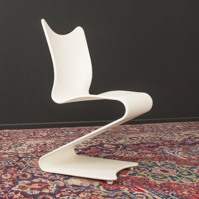 S 275 cantilever chair by Verner Panton, 1960s