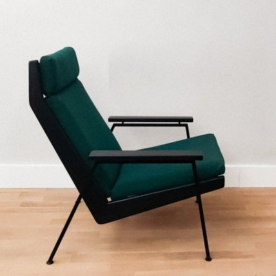Dutch vintage 'Lotus' chair by Rob Parry, 1960's