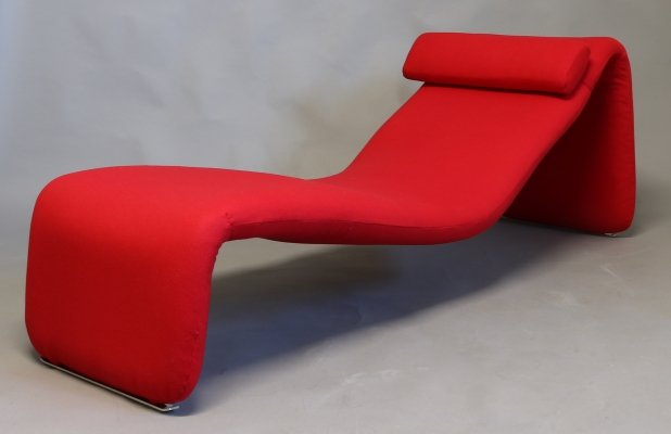 Lounge chair by Olivier Mourgue for Airborne, 1960s