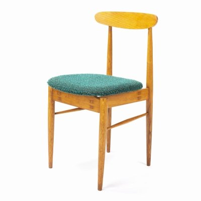 Wooden chair, 1960s