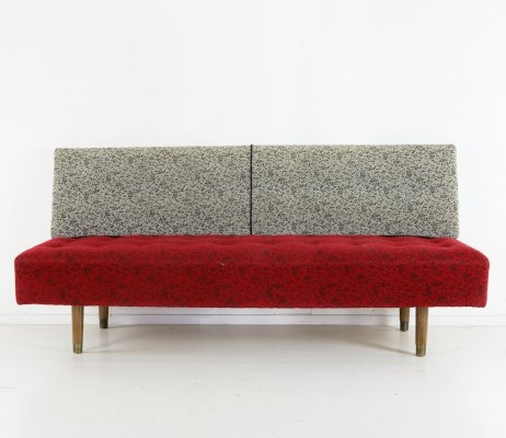 Two-piece Danish daybed, 1950s
