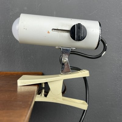 Mid-century clamp lamp by Targetti, Italy 1960s