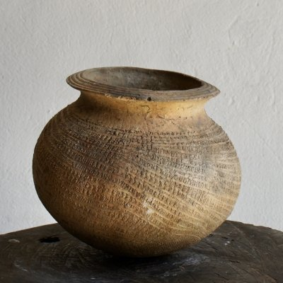 African Clay Pot, 1930s