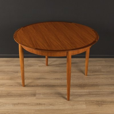 Vintage dining table by Lübke, Germany 1960s