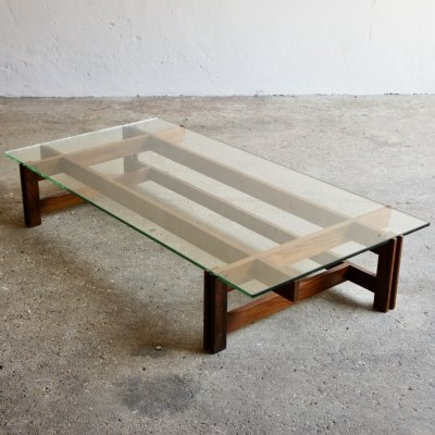 Model 751 Coffee Table by Ico Parisi for Cassina, Italy 1961