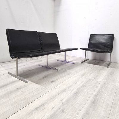 RZ 602 seating group by Dieter Rams for Vitsoe, Germany 1960s