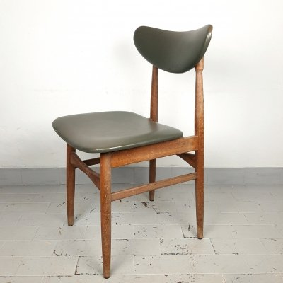 Mid-century dining chair, Italy 1960s