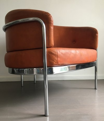 SZ18 arm chair by Hans Ell for Spectrum, 1970s