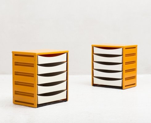 Chest of drawers by Meurop, Belgium 1970's